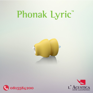 Lyric by Phonak : Tornare alla normalità silenziosamente